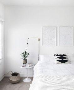 Cool 50 Simple and Minimalist Bedroom Ideas https://homeylife.com/50-simple-minimalist-bedroom-ideas/