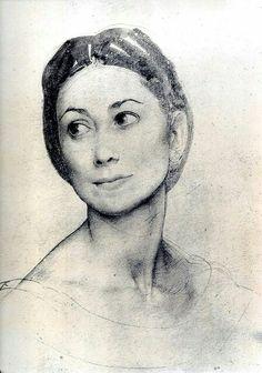 Disegno di Pietro Annigoni