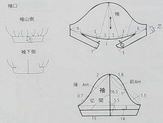 dresses (Chinese method of pattern making) - SSvetLanaV - Picasa Albums Web Sewing Basics, Sewing Hacks, Sewing Tutorials, Pattern Cutting, Pattern Making, Clothing Patterns, Sewing Patterns, Fashion Illustration Portfolio, Sewing Collars