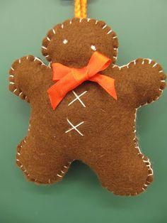 Kaarisillan käsityö: Joulu Winter Christmas, Christmas Crafts, Xmas, Diy And Crafts, Arts And Crafts, Textile Fabrics, Gingerbread Cookies, Origami, Preschool