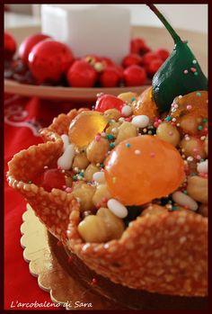 Struffoli Neapolitan christmas treat