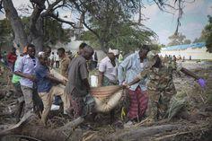 Atentado en Somalia deja decenas de muertos, 11 diciembre