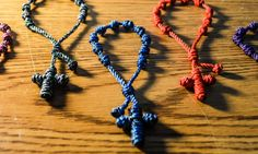 HandMade Knotted Rosary Bracelets