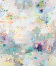 Pink Story Oil and tempera on canvas x 2017 in private collection Dream Oil and tempera on canvas x Pink Story, Tempera, Jenni, Abstract, Canvas, Artwork, Paintings, Summary, Tela