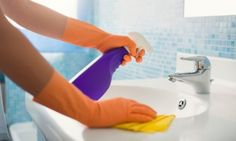 Ideas para limpiar el baño | Me lo dijo Lola