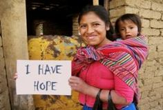 Despite all of their struggles, many women refuse to give up hope, and that shows hope for the future of their struggle. Hope For The Future, Personal Goals, To Focus, Women Empowerment, Coaching, Education, Children, Peru, Banks