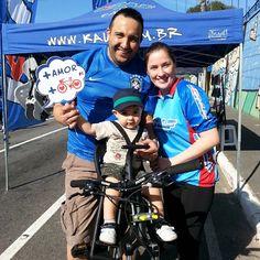 Cadeirinha para bicicleta KALF. Para bebes e crianças até 15Kg.  #bicicleta #bike #cadeirinha #familia