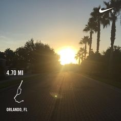 1st long run in a while. Fee has been paid to OUC 1/2 Marathon in December. Time to get serious.... #run #instarunners #floridarunner #blackmenrun #halfmarathon #runfloridarun