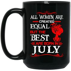 High quality ceramic mug Dishwasher safe Microwave safe Black gloss 11 oz. Decorated with full wrap dye sublimation Size Chart