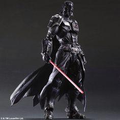 Variant Play Arts Kai Star Wars Darth Vader
