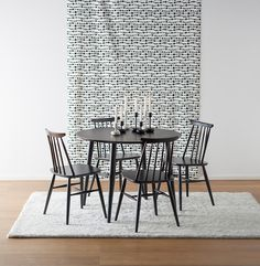 Aino, Isku Home Table And Chairs, Dining Chairs, Dining Table, Home Collections, Chair Design, Malli, Koti, Interior Design, Inspiration