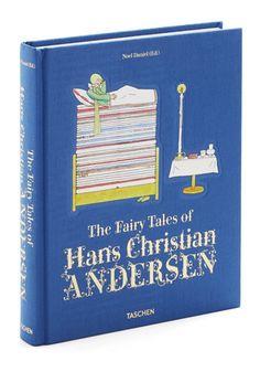 The Fairy Tales of Hans Christian Andersen | Mod Retro Vintage Books | ModCloth.com