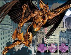 Hawkman - Nth ways to die by Joe Bennett 2