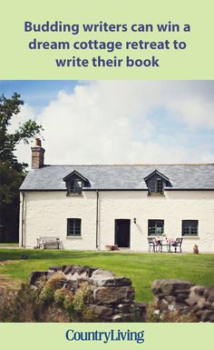 Budding novelists could be in with the chance to win an idyllic countryside staycation in one of Britain's most inspiring literary landscapes with Holiday Cottages' new writing competition.