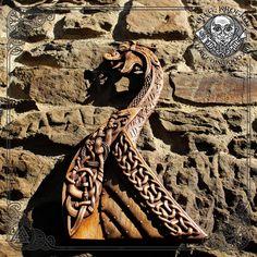 Viking Symbol, Thor, Vikings, Demon Wolf, Viking Life, Wood Wax, Viking Ship, Wooden Plaques, Ancient Artifacts
