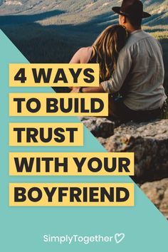 Trust is an important foundation necessary for any healthy and lasting relationship. These 4 useful tips for couples will help you understand how to build trust in a relationship or marriage. Relationship Challenge, Marriage Relationship, Marriage Advice, Trust In Relationships, Helpful Hints, Foundation, Couples, Healthy, Building