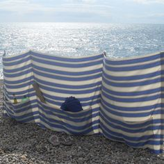 Essential for windy weather also offers some privacy on the beach