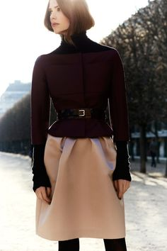 From pinterest.com Looove this style ...Andrée...