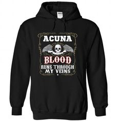 (Blood005) ACUNA Blood Runs Through My Veins - #gift for friends #housewarming gift. THE BEST => https://www.sunfrog.com/Names/Blood005-ACUNA-Blood-Runs-Through-My-Veins-purlsfuqpf-Black-42784746-Hoodie.html?68278