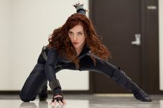 Black Widow. and then all the feminists fainted