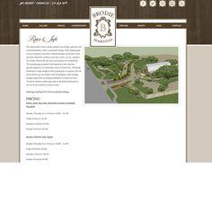 doodle dog advertising, promotional pieces, web design, web design austin, branding projects, website projects, custom web sites austin, customized web design austin, wedding venues austin