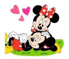 Animiertes GIF hochgeladen von GLen = ^ ● 。â … – - Mickey mouse Mickey And Minnie Kissing, Mickey Love, Mickey Mouse Wallpaper, Mickey Mouse Cartoon, Mickey Mouse And Friends, Cute Disney Wallpaper, Disney Mickey Mouse, Retro Disney, Disney Art