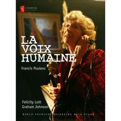 La Voix Humaine [2 Discs] [DVD/Blu-ray]