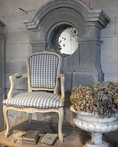 My French Country Home, French Living - Sharon Santoni French Interior, French Decor, French Country Decorating, Interior Design, My French Country Home, French Windows, Sweet Home, French Furniture, Take A Seat