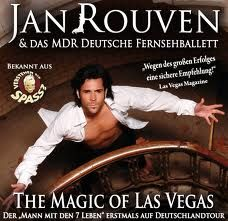 Jan Rouven The illusionist Ready To Disappear The Las Vegas #AskaTicket #illusionist #Magician