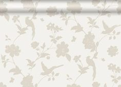 Farleigh Natural Wallpaper - Laura Ashley