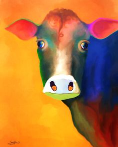 Color Wheel on Pinterest | Color Wheels, Colour Wheel and Cow Painting