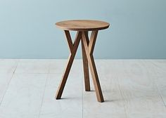 TIDE Design. La Paz Side table/stool.
