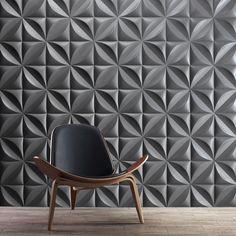 Chrysalis Cast Architectural Concrete Tile - Natural - Inhabit - Inhabit - 1