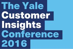 At the Yale Customer Insights Conference, leading thinkers and doers will come together to share notes at an event exploring the frontiers of marketing strategy, consumer choice and product innovation.  Diversity of Perspectives  Mix of global leaders in business, academia, and society present a unique balance of rigorous research and on-the-ground experience
