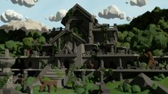In Ruins by Rens224
