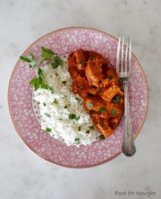 Food for thought: Κοτόπουλο Τίκα Μασάλα (Ινδικό Tikka Masala) Chicken Masala, Main Dishes, Curry, Ethnic Recipes, Food, Main Course Dishes, Entrees, Curries, Essen