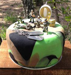 Army Birthday Cakes, Army Themed Birthday, Image Birthday Cake, Army Birthday Parties, Army's Birthday, Little Man Birthday, Birthday Party Themes, Birthday Ideas, Military Party