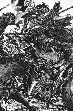 Resultado de imagem para Hiroshi Hirata   Samurai art ...