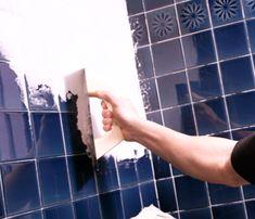 Renovar los azulejos del baño y cocina sin obras