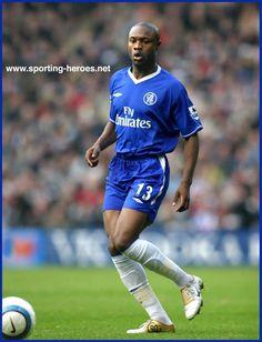 William GALLAS - Premiership Appearances - Chelsea FC