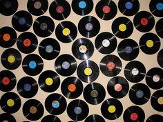 Record Wall :)