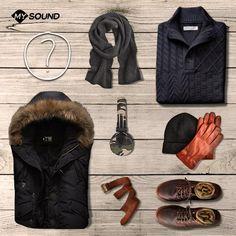 Aspettare l'autobus alla fermata può essere un'esperienza glaciale :). Cosa non può mancare nel tuo look invernale?  #Inverno #Winter #Neve #Snow #Stile #Style #Outfit #Look #Fashion #Musica #Music #MusicLover #Cuffie #Audio #Headphones #GoodSound #MyStyle #MySound #SpeakDenim