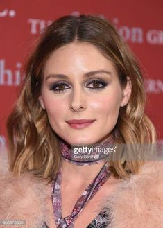 Olivia Palermo attends the 2017 FGI Night Of Stars Modern Voices gala at Cipriani Wall Street on October 26 2017 in New York City