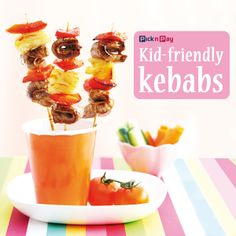 What's your kid's favourite food on a stick? #dailydish #picknpay #freshliving #kebabs