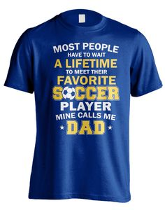 Favorite Soccer Player - Dad