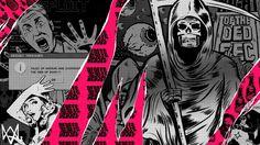 Watch Dogs 2 Grim Reaper DedSec Hack Wallpaper