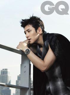 Ji Chang Wook - GQ Magazine December Issue '14