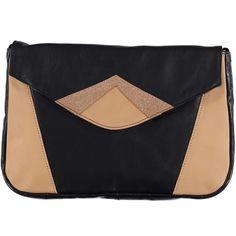 Colette sac en cuir graphique design vintage