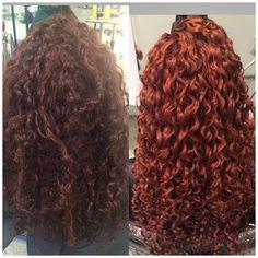 Burnt Orange Hair Color, Biracial Women, Curls For The Girls, Hair Inspiration, Hair Inspo, Auburn Hair, Cool Hair Color, Hair Type, Bob Hairstyles