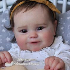 Bb Reborn, Reborn Toddler, Reborn Baby Dolls, Unique Words, Old Dolls, Doll Face, Baby Sewing, Baby Accessories, Little Babies
